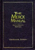 The Merck Manual 17th ed.