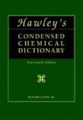 Hawley´s Condensed Chemical Dictionary