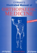 Cyriax's Illustr. Manual of Orthopeadic Medicine