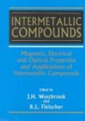 Intermetallic Compounds: Magnetic, Electrical and Optical Properties and Applications of Intermetallic Compounds