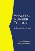 Analytic Number Theory An Introductory Theory