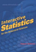 Interactive Statistics for the Behavioral Sciences