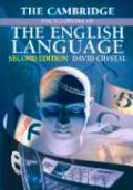 The Cambridge Encyclopedia the English Language, 2nd ed.