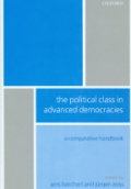 Political Class in Advanced Democracies: A Comparative Handbook