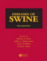 Straw - Diseases of Swine
