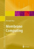 Membrane Computing: An Introduction