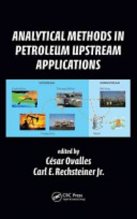 Cesar Ovalles,Carl E. Rechsteiner Jr. - Analytical Methods in Petroleum Upstream Applications