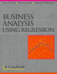 Stine - Business Analysis Using Regression