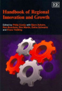 Cooke P. - Handbook of Regional Innovation and Growth