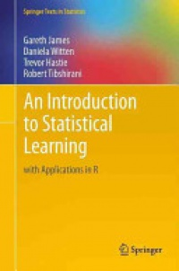 James G. - An Introduction to Statistical Learning