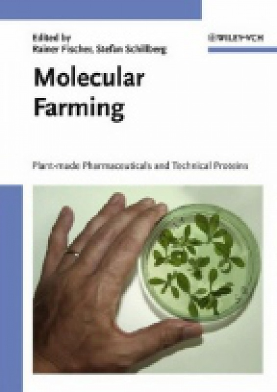 molecular farming 1 current status and perspectives of the molecular farming landscape 3 holger spiegel, eva stöger, richard m twyman, and johannes f buyel part two molecular biology of plant expression systems and manipulation of glycosylation processes in plants 25.