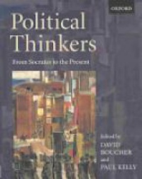 Boucher D. - Political Thinkers from Socrates to the Present