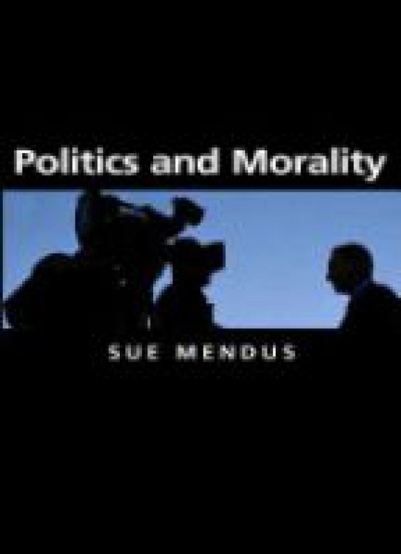 morality in politics essay This item: public philosophy: essays on morality in politics by michael j sandel paperback cdn$ 3077 only 1 left in stock (more on the way) ships from and sold.